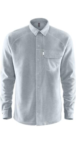 Haglöfs M's Tajga LS Shirt GREY MELANGE